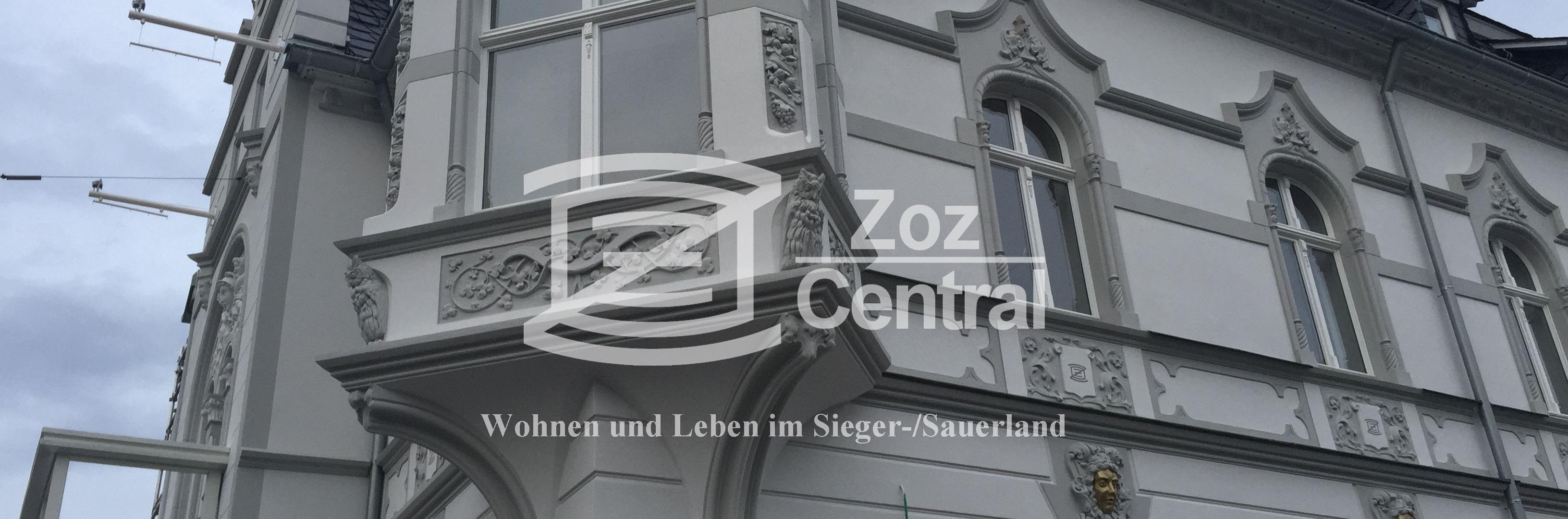 Zoz Central – Vermietung